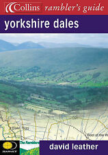 David Leather Collins Rambler's Guide - Yorkshire Dales (Collins Ramblers' Guide