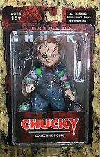 Bride of Chucky Collectible Figure Mezco 2016 - 5 Inch High Still Sealed! New!