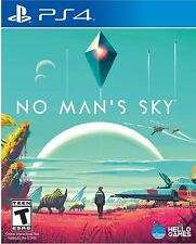 No Man's Sky (PS4, 2016) Brand New Factory Sealed