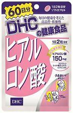 New DHC supplements hyaluronic acid 60 days 120 tablets Japan Free Shipping F/S