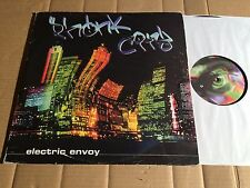 "ELECTRIC ENVOY - PHONK CITY - 3 x 12"" VINYL - LP - PARASOUND PARALP02 - GERMANY"