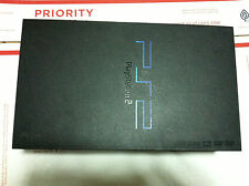 Playstation 2 Console Only Region Free and Plays Back Ups