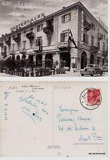 # ALBA ...LA REGINA DEL TARTUFO - ALBERGO RISTORANTE SAVONA   1953