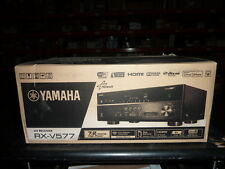 Yamaha RX-V577 7.2-channel Wi-Fi Network AV Receiver with AirPlay NEW FAC SEALED