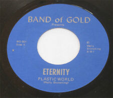 """ETERNITY (Band of Gold): Fire and flame 7"""" Private Hard Rock Psych Plastic world"""