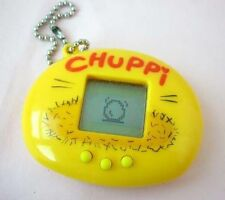 90s CHUPPI VIRTUAL PET CYBER GAME TAMAGOTCHI TOY POCKET KEYCHAIN *READ BELOW*