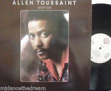 ALLEN TOUSSAINT - Motion ~ VINYL LP