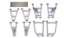 Lonestar Racing Mts +3 Suspension A-arms Kit Yamaha Rhino 700 08-