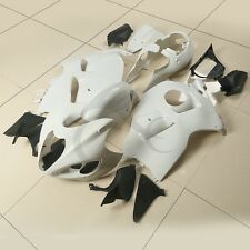 ABS Fairings Kit BodyWork For SUZUKI HAYABUSA GSXR 1300 97-07 Unpainted 98 99 05