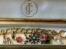 Juicy Couture Limited Edition Luxe Charms Bracelet  Nutcracker 5 Charms NWT