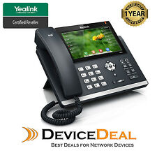 Yealink SIP-T48G   6 Line, Dual Gigabit IP Phone  One Year Warranty