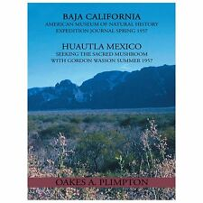 1957 Expeditions Journal : Baja California American Museum of Natural History...