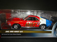Auto World AMC AMX Hurst SS 1969 1/18 Limited Edition