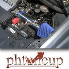 BLUE 2009-2013 HONDA RIDGELINE 3.5 3.5L V6 AIR INTAKE KIT SYSTEMS + FILTER