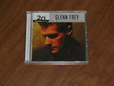 Glenn Frey 20th Century Masters/The Millennium Collection Best of MCA CD Eagles
