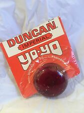 Duncan Imperial Yoyo Antique Vintage New With Damaged Package