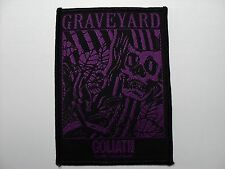 GRAVEYARD GOLIATH WOVEN  PATCH