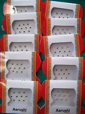 10 x 10 rhinestone body crystals dots bindis tattoos
