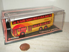 Corgi 43214 3 Axle Leyland Olympian Capital Citybus in 1:76 Scale.