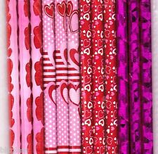 12 Love Hearts Pencils Pink Valentine Party Favors Bridal  Bags 4 Designs NWT