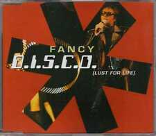 Fancy - D.I.S.C.O. (Lust For Life) - CDM - 1998 - Eurodance Lyane Leigh E-Rotic
