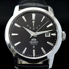 Orient Curator 41mm Automatic Watch with Power Reserve Indicator #FD0J003B