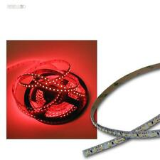 (16,66€/m) 120cm SMD LED FLEX STRIP 144 LEDs ROT RED STRIPE Leuchtband Streifen