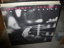 LAURINDO ALMEIDA latin guitar & a man and a woman ( jazz ) - 2 LP LOT -