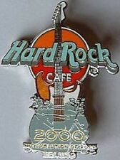 Hard Rock Cafe BEIJING 2000 MILLENNIUM GUITAR PIN Evolution of Rock HRC #1103
