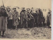 1939  --  LE BOULOU  ARRIVEE D UN CONVOI DE MILICIENS DESARMES  3A364