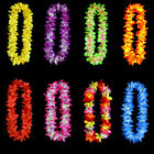 Hawaiian Leis Simulated Silk Flower Leis Dance Party Dress Garland 8 Color FOUK
