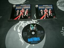 Star Wars: Dark Forces Japanese Import Sony Playstation, PS2 And BC PS3's