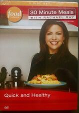 Quick & Healthy: Rachael Ray 30 Min Meals  (3 DVD's)