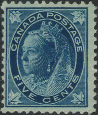 TMM* 1898 Canada Stamp Scott #70 Fine mint/light hinge/old gum