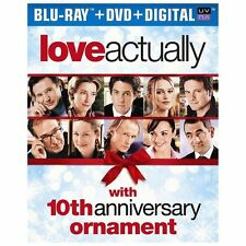 Love Actually (Blu-ray/DVD, 2013, NEW!!!FREE FIRST CLASS SHIPPING !! (100th ann