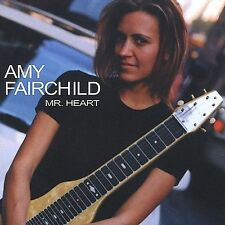 Mr. Heart Amy Fairchild MUSIC CD