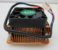 NEW Auras PM Copper CPU Heatsink for Intel Socket 479