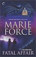 Fatal Affair - Marie Force (Divinity Series) Paperback