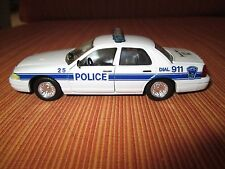 Custom Road Champs 1/43 scale Thomasville,NC Police Ford Crown Vic
