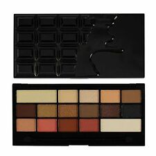MakeUp Revolution I Heart Makeup Chocolate Vice Palette New Boxed Authentic