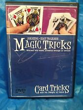 Amazing Easy to Learn Magic Tricks: Card Tricks With No Sleight of Hand Required