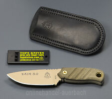 TOPS KNIVES BAJA 3.0   Messer  Outdoor  Survival