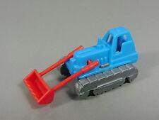 AUTO: Véhicules à chenilles (2. Série) - Chargeur frontal (bleu/rouge)