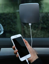 Solar Charger Power Bank 20000mAh Window Car Suction Cup for Smartphone / GR