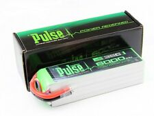 Pulse 5S 5000mAh 18.5V 35C Lipo Battery : Multirotor / Helicopter / Airplane