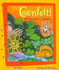 Confetti: Poems for Children-ExLibrary