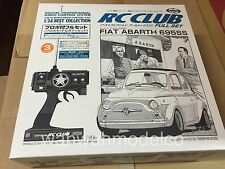 MARUI RC CLUB FIAT ABARTH 695SS RC CAR 1/24 VERY RARE fromJapan