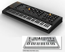 Studiologic SLEDGE 2 BLACK Edition_Synthesizer 61 Keys_feat. WALDORF PPG_NEU_HOT
