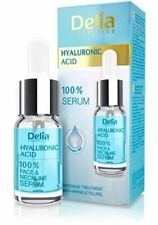 100% Serum with hyaluronic acid  anti wrinkle  face neckline Delia