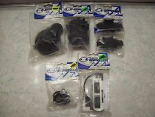 Losi Sport Lot of 6 RC Car Parts Transmission Case - Battery Mount - Gear Cover